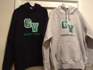 New hoodies